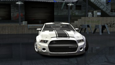 Ford Shelby GT-500 Super Snake