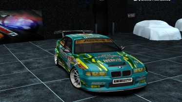 BMW M3 IL Salotto SR20