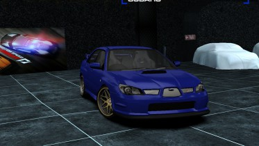 Subaru Impreza WRX STI S204 Series IV