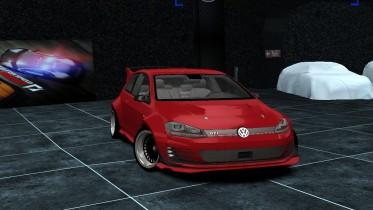 Volkswagen Golf GTi Rocket Bunny