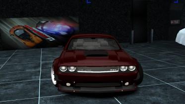 Dodge Challenger R/T 392 Hemi LibertyWalk