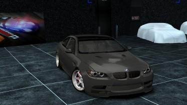 BMW M3 E92 GTS-V Vorsteiner