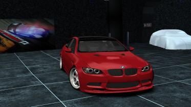 BMW M3 E92 Hamann