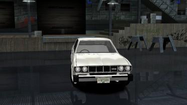 Datsun Nissan 200B GX