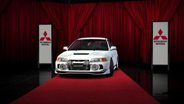Mitsubishi Lancer Evolution IV GSR