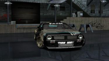 Nissan Silvia S14 Rocket Boss