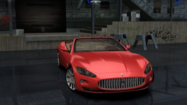 Maserati GranTurismo Cabriolet