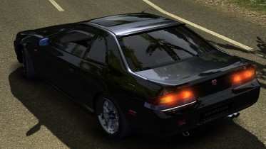 Honda Prelude SiR 5th gen 2000