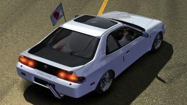 Honda Prelude SiR 5th gen 2000 meets edition