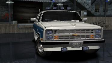 Chevrolet Suburan Custom Deluxe