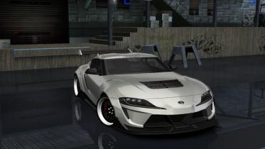 Toyota Supra GT4 2019 [Recreation]
