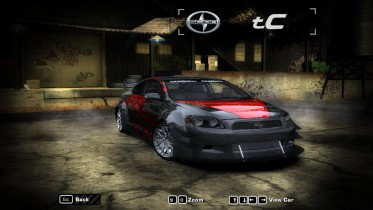 Scion tC Custom
