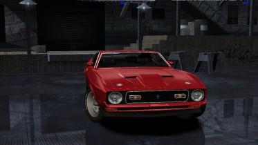 Ford Mustang Mach 1 Ram Air 351