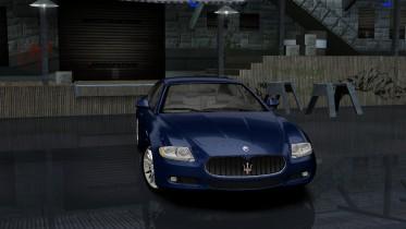 Maserati Quattroporte GT-S Sport