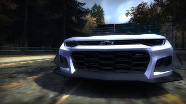 Chevrolet Camaro ZL1 1LE in White