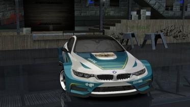 BMW M4 [F82] Raijin