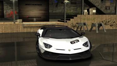 Lamborghini Aventador SuperVeloce-Jota 63 Edition