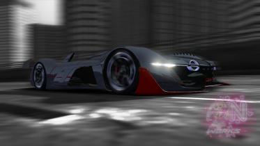 Alpine  Vision Gran Turismo GR.1