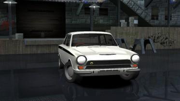 Lotus Cortina Mk.I [Converted Car]