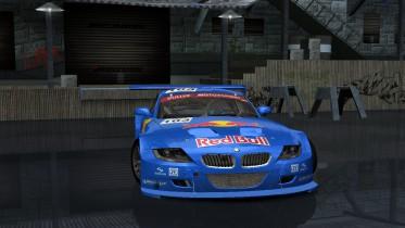 BMW Z4M Motorsport