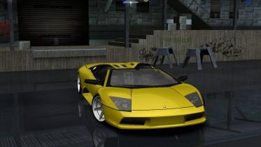 Lamborghini Murcielago Roadster 2003