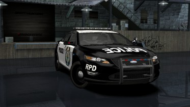 Ford Police Interceptor 2010