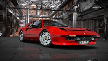 Ferrari 208 GTB Turbo 1980