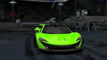 McLaren P1 Owen's Edition