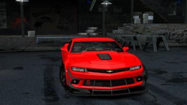 Chevrolet Camaro Z/28 Aero Sport Concepts