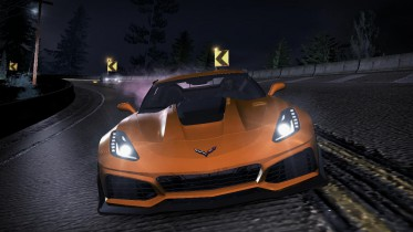 Chevrolet Corvette C7 ZR1 2019 in Canyon
