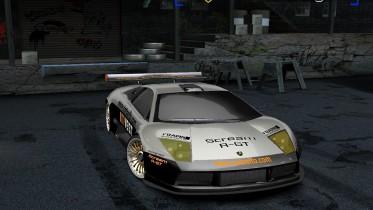 Lamborghini Murcielago R-GT Scream