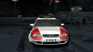Audi RS4 Avant Quattro Allroad Outfitters