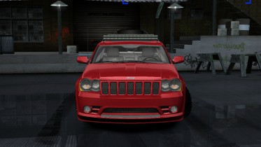 Jeep Grand Cherokee SRT-8 Off Road