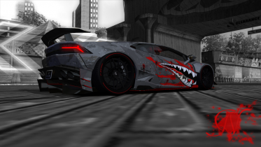 Lamborghini Huracan LB-Downforce Kit Beta