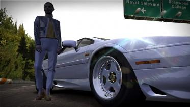 Lotus Esprit V8 S4  1997  (RockPort Liveshoots Series)