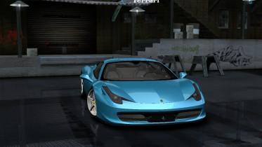 Ferrari 458 Italia Sport