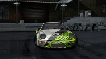 Porsche 911 Carrera RSR Team Need For Speed