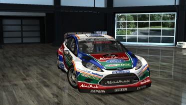 Ford Fiesta ST WRC