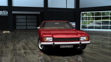 Ford Capri RS