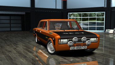 SEAT 124 D Especial 1800 Rally