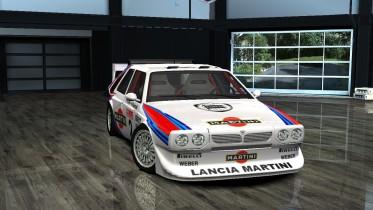 Lancia Delta S4 Stradale RallyCross
