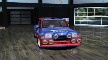 Renault 5 Turbo 2 Maxi Rally