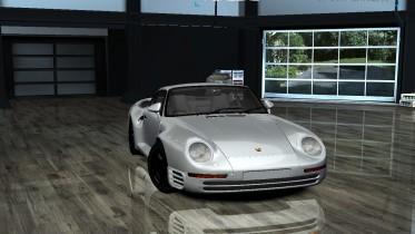 Porsche 959 Sport Canepa