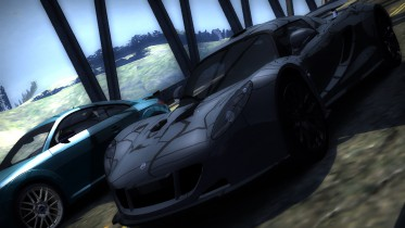 Hennessey Venom GT & other cars in a new (beta) cutscene