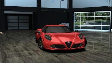 Alfa Romeo 4C Competizione Coupe