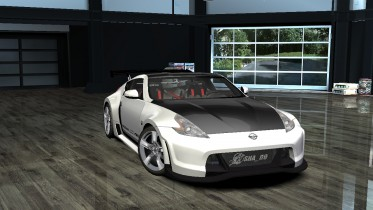 Nissan 370Z Need For Speed The Run Edition