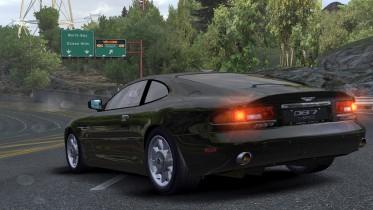 Aston Martin DB7 Vantage Coupe 2000