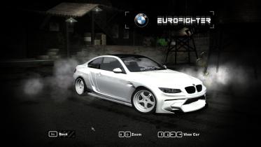 BMW M3 E92 EUROFIGHTER