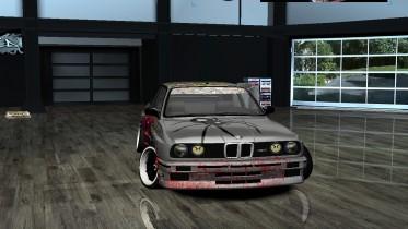 BMW M3 E30 Drift