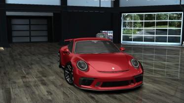 Porsche 911 GT3 '18
